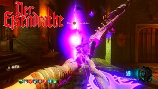 "BLACK OPS 3 ZOMBIES ""DER EISENDRACHE"" VOID BOW UPGRADE TUTORIAL (BO3 Zombies)"