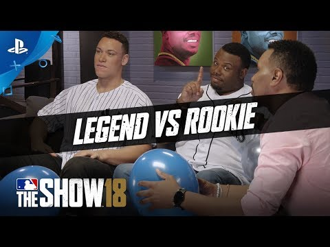 MLB The Show 18 - Settle It: Ken Griffey Jr. vs. Aaron Judge | PS4