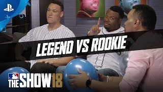 MLB The Show 18 - Settle It: Ken Griffey Jr. vs. Aaron Judge | PS4