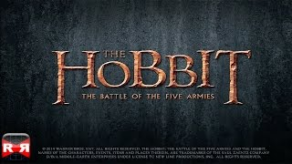 The Hobbit: Battle of the Five Armies - Fight for Middle-earth - iOS / Android - Gameplay Video