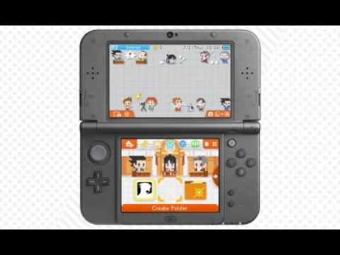 Phoenix Wright: Ace Attorney Trilogy Nintendo 3DS themes