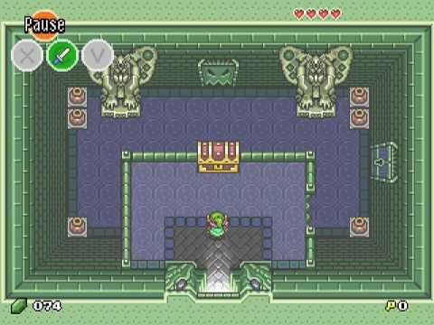 Legend of Zelda Mystery of Solarus DX Walkthrough - E2: Forest Dungeon