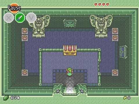 Legend of Zelda Mystery of Solarus DX Walkthrough - E2: Forest Dungeon