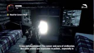 Alan Wake: Walkthrough - Part 1 [Episode 2] - Taken - Let