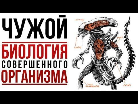 Чужой: БИОЛОГИЯ совершенного организма - Видео онлайн