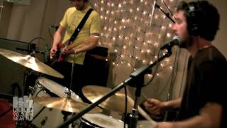"Japandroids perform the Big Black song ""Racer X"" live in-studio at ..."
