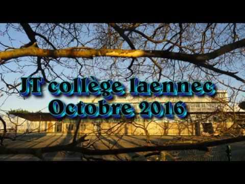 JT college laennec octobre 2016