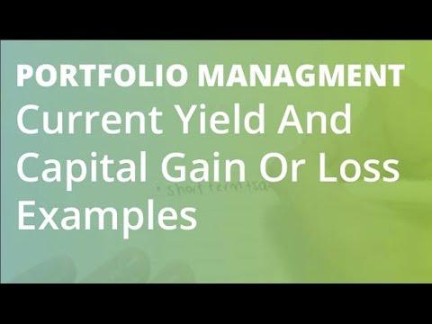 Bonds - Current yield - Example 1 | Doovi