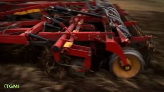 World amazing modern agricultural machines, the newest technologies for processing fields: Tractors