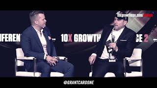 The Only Purpose of Money - Grant Cardone (The Most REAL Speech You