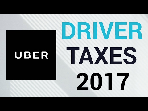 UBER Tax Guide - 2017 (Forms, deductions, filing and more)