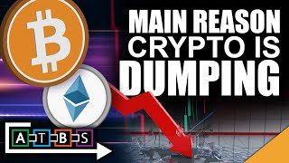 Bitcoin Price Takes Brutal Fall (#1 Reason Crypto Is Dumping) | BitBoy Crypto