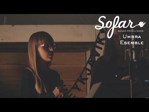 Umbra Ensemble - O Cruor Sanguinis | Sofar Reykjavík