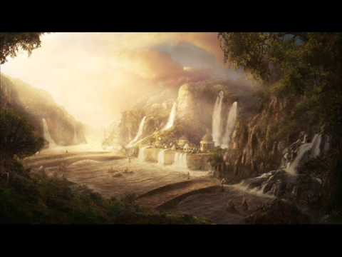 *Music* Reading J R R Tolkien Poems   ASMR