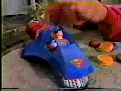 DC Super Powers Collection Toy Commercial