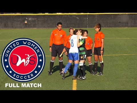 Santa Clarita Blue Heat FC vs Calgary Foothills FC - United Women