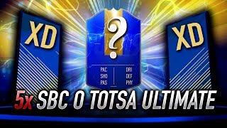 5x SBC o TOTS ULTIMATE - CZYSTA MAGIA! FIFA 19 Ultimate Team