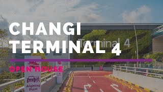 Singapore Changi Airport T4 Terminal 4 Open House 新加坡樟宜機場四號客運大樓開放日 シンガポールチャンギ空港ターミナル4 オープンハウス