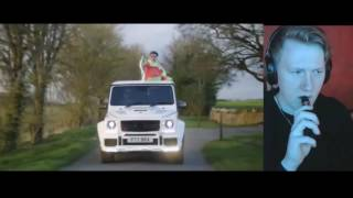 Реакция D K inc на Lil Peep Benz Truck ГЕЛИК