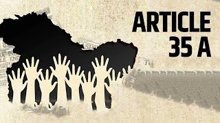 Current Affairs Hindi: What is Article 35A ?