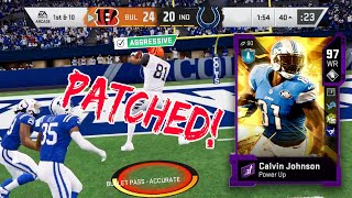 EA FINALLY PATCHED MATCHUP NIGHTMARE...8 MONTHS LATER ? - Madden 20 Ultimate Team