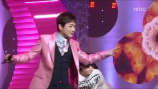 Park, Hyun-bin - So Hot!, 박현빈 - 앗! 뜨거, Music Core 20100313