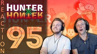 SOS Bros React - HunterxHunter Episode 95 - Zombie Kite / Gon's Sorrow