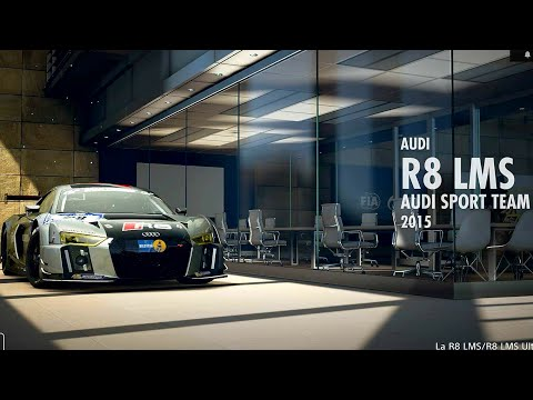 AUDI R8 LMS SPORT TEAM WRT Gran Turismo™Sport Closed Beta (GTSport) [1080p 60fps]