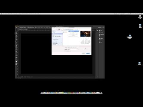 Creating a Slideshow in Photoshop CS6 and  Photoshop CC