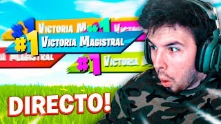 FORTNITE - TODO SON VICTORIAS