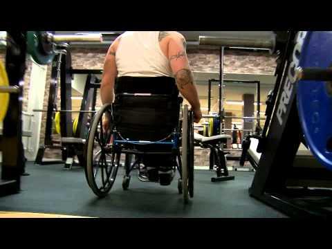The European Rehab Racing Center - film