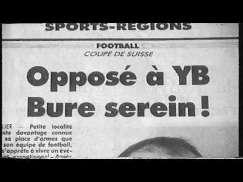 Bure YB 1991 coupe suisse
