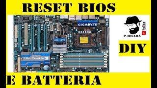 Asus G1S Replacing BIOS CMOS battery CR2032 - Видео приколы ржачные