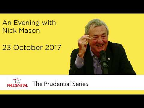 An Evening with Nick Mason