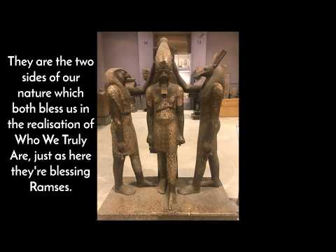 Fractology at the Cairo Museum