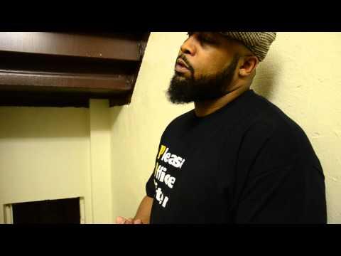 Saladin Newark P.O.L.I.C.E. Documentary!!
