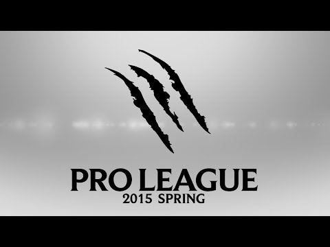 Pro League 2015 : Spring Season Week 1 Day 2