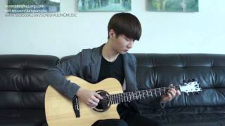 (Ed Sheeran) Lego House - Sungha Jung