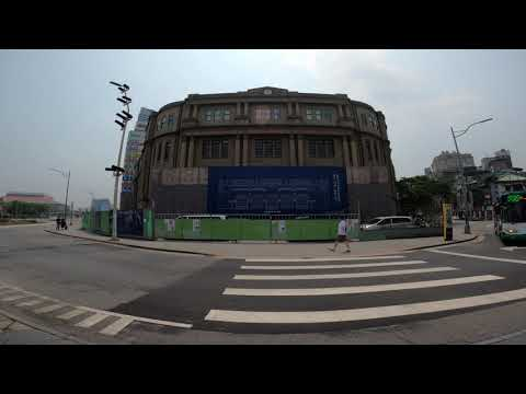 Taipei West Gateway Taipei Post Office Refurishment 西區門戶計畫 台北郵局修復工程 20210402
