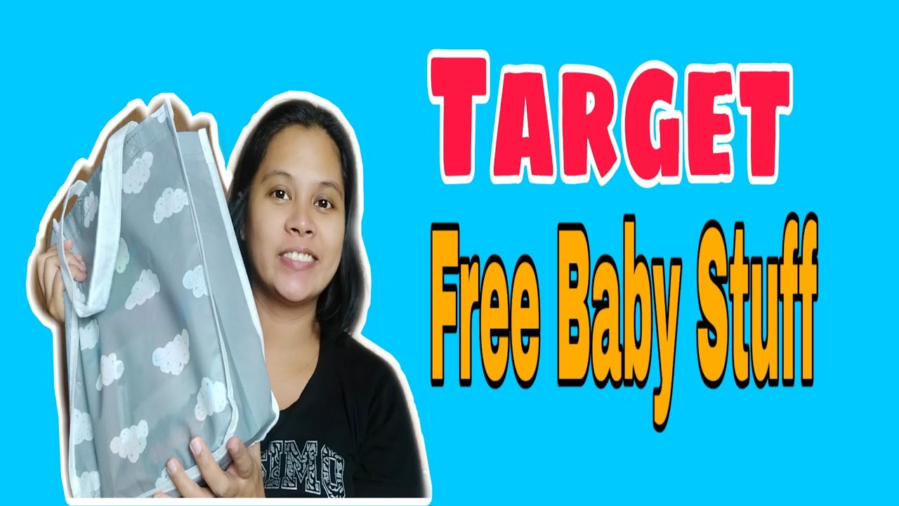 Target Free Baby Stuff /Baby Registry - YouTube