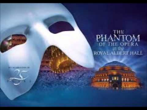 The Phantom Of The Opera, Notes/Twisted Every Way music