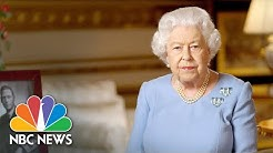 Queen Elizabeth II Delivers Address Honoring VE Day 75th Anniversary | NBC News