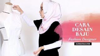 Download Video Cara Mendesain Baju Wanita seperti Fashion Designer (Draping Technique) MP3 3GP MP4