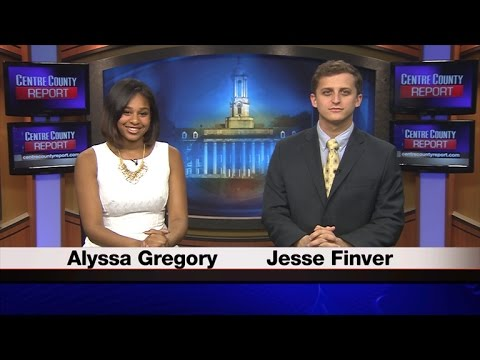 Centre County Report: April 7, 2017