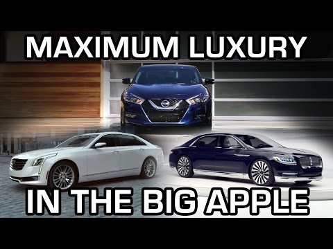 Maximum Luxury at the Big Apple Auto Show - Autoline After Hours 281