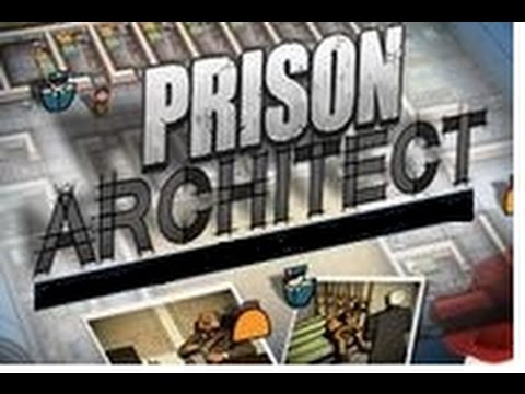 Играем в Prison Architect часть4
