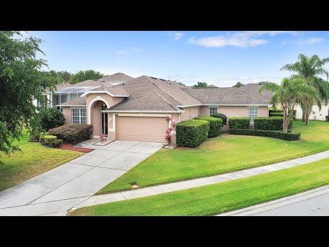 Davenport FL  pool home for sale - Highlands Reserve golf community