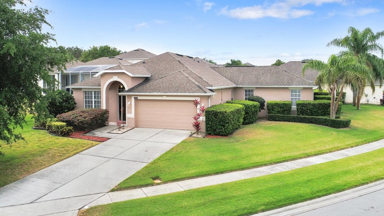 Home For Sale In Davenport Fl