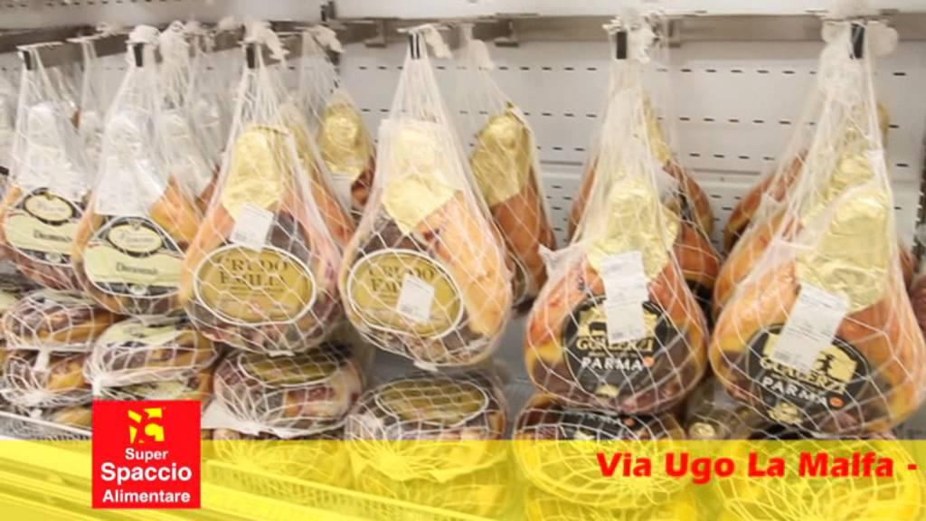 Spot Super Spaccio Palermo Via Ugo La Malfa 3 Youtube