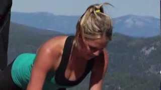 Ski Stronger, The Skier's Workout: Balance Row
